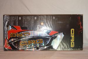 CRG front nose sticker kit