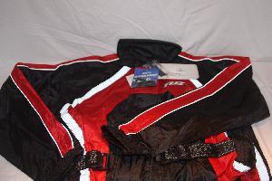 TUZO WET SUIT  RED/BLACK