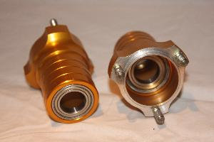 ALLY FRONT HUBS 90mm