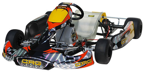 CRG Dark Knight Rotax UK