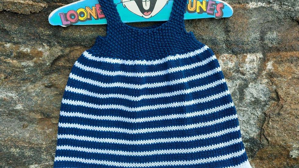 CANDY STRIPE BABY DRESS KIT