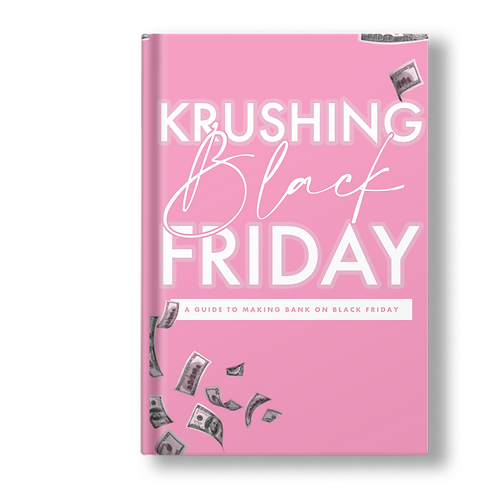 Krushing Black Friday Ebook