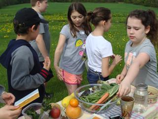 Farms & Food, A Vital Connection