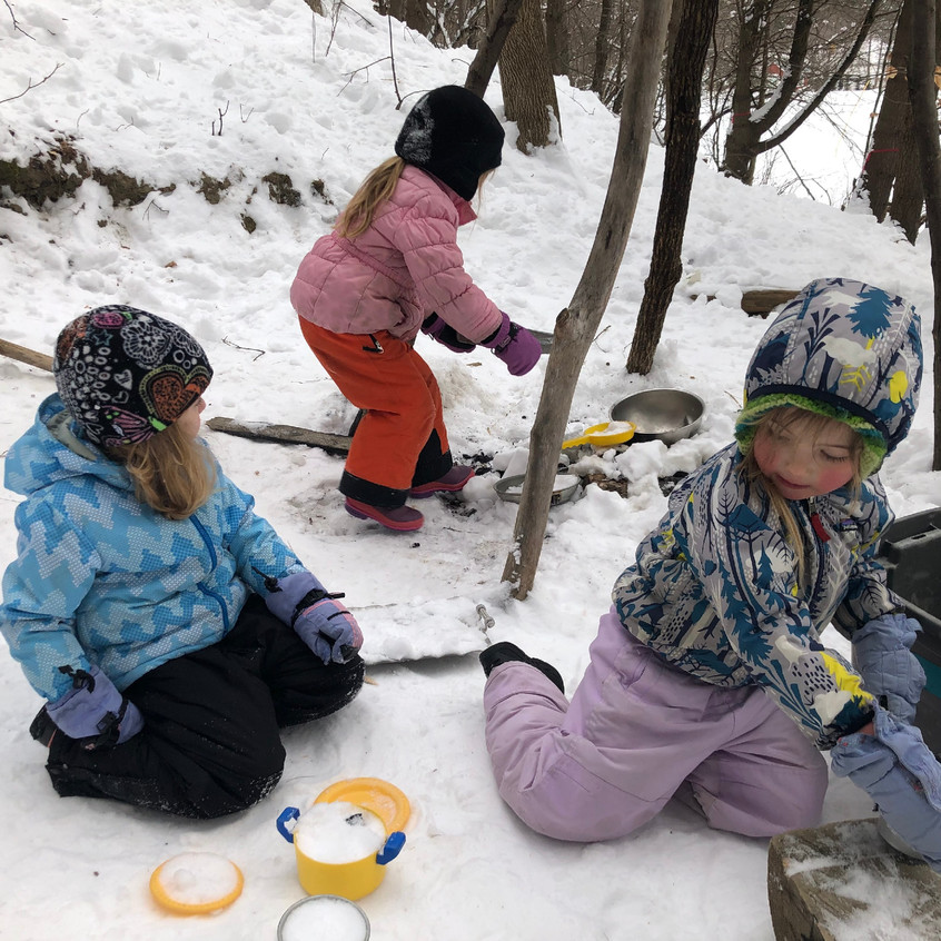snow kitchen 2