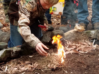 Sparking Community: Clay Brook Tribal Tales