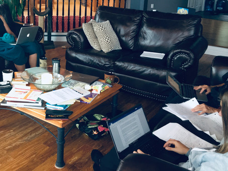 Collaborative Book Writing - Blog Series - 1st Interview - Holly Chadwick