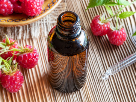 Raspberry Seed Oil - Nature's Sunscreen