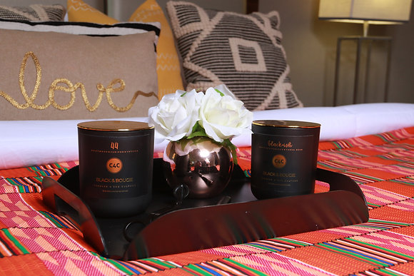 Black & Bougie Candles