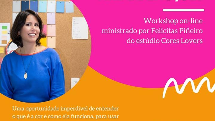 Workshop Cores e Emoção com Felicitas Piñeiro
