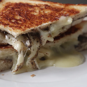 TRUFFLE BRIE GRILLED CHEESE