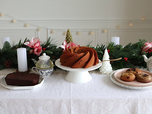 Christmas Bundt - 5th DEC (SAT)