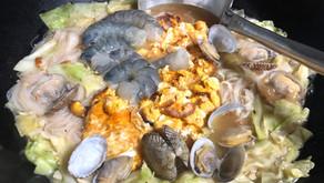 BRAISED SEAFOOD BEEHOON