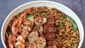 CNY SEAFOOD NOODLES