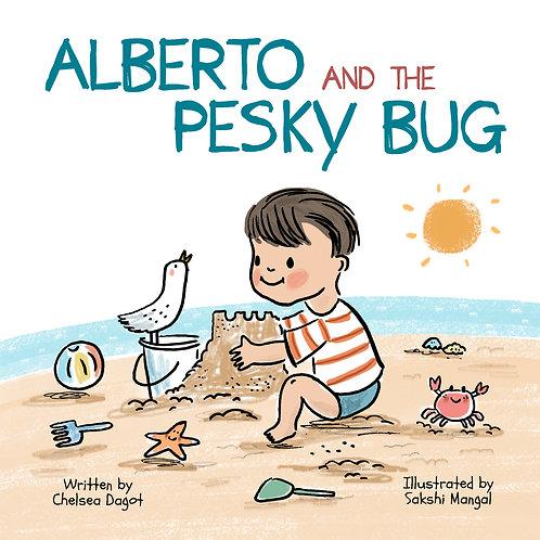 Alberto and the Pesky Bug (paperback)