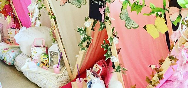 Stargazers Tepee Enchanted Forest Fun #s