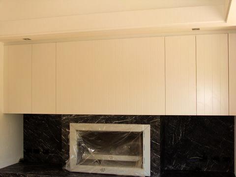 fireplace storage