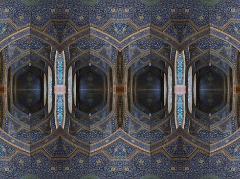 Vestibule mosaic
