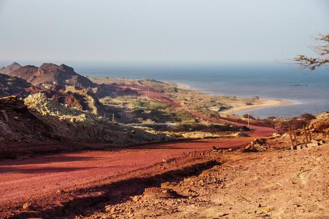 Coastway of Hormuz