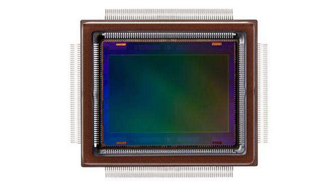 250 Mpx Canon sensor