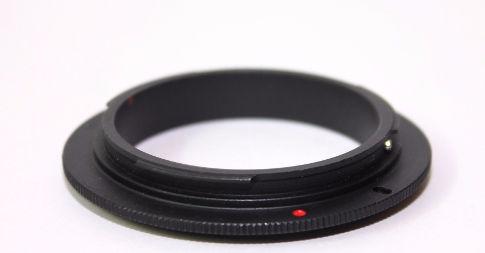 Reverse ring for macro