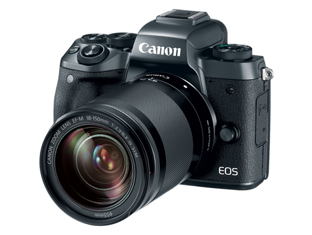 Don't look back - Canon is in the race for mirrorless