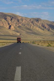 Road to mounains