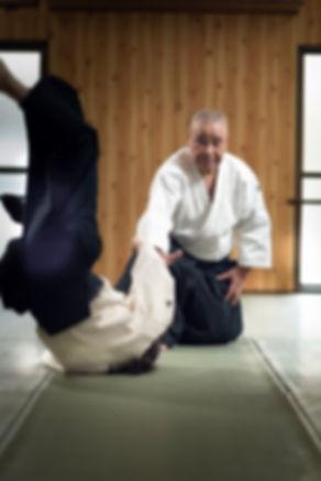 Yassuo Kobayshi 8-th Dan
