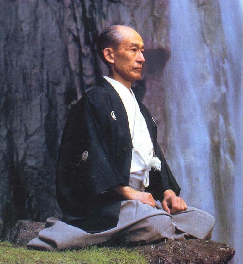 Кишомару Уешиба - втори Дошу