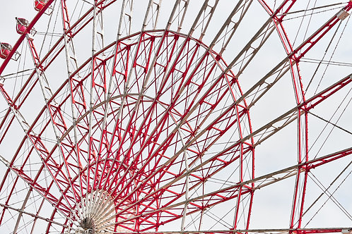 The wheel - Red series Japan