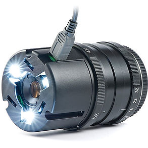 Special macro lens