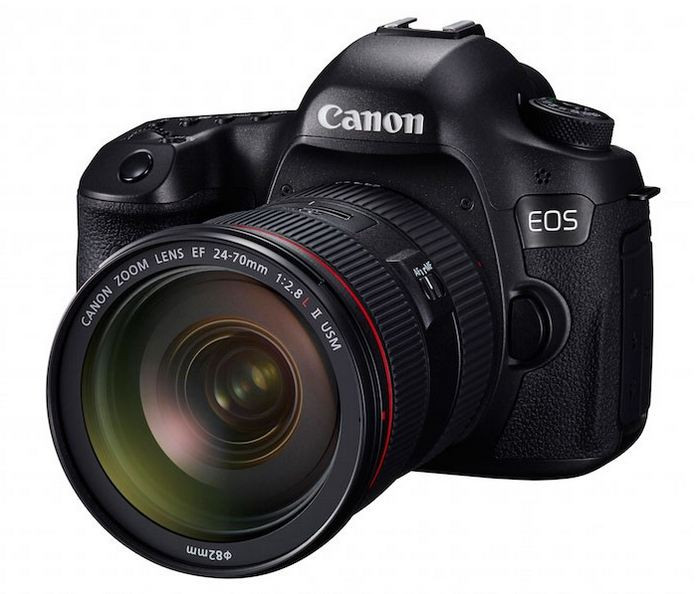 Canon prototype captures only at ISO 100