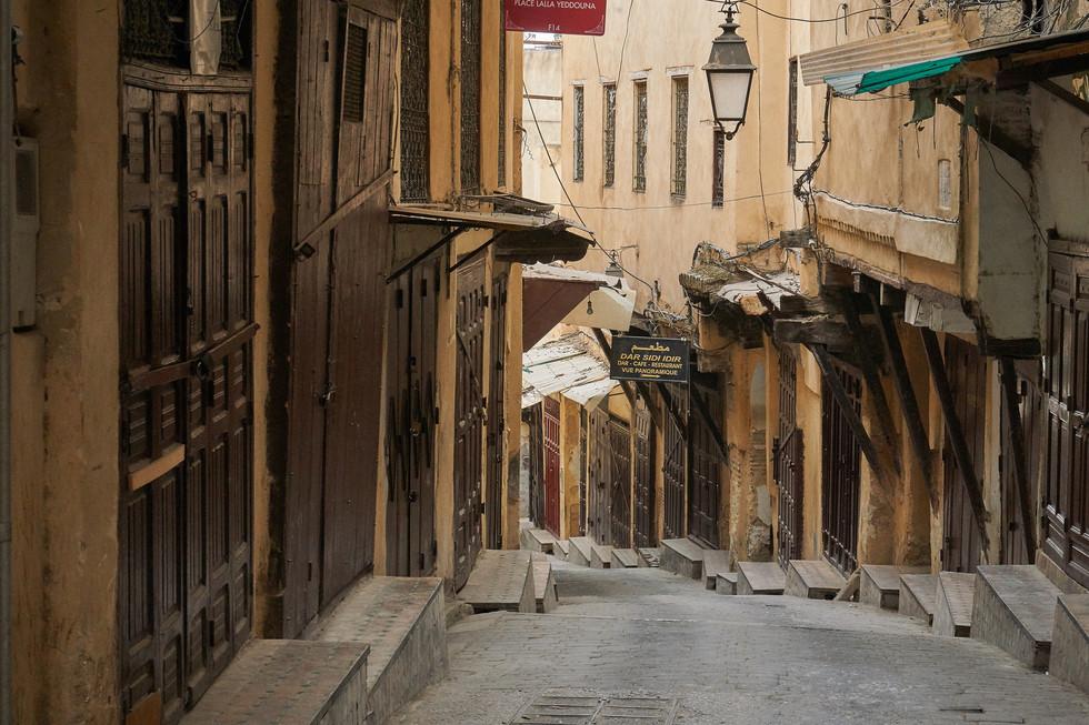 Streets of Fez