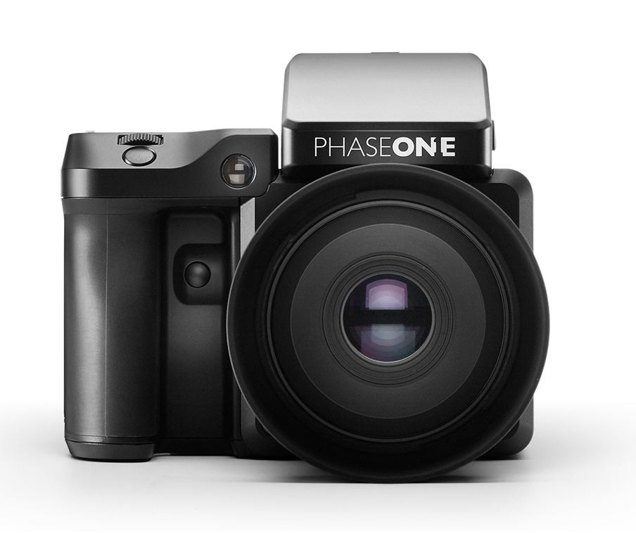 New Phase One XF 100MP body