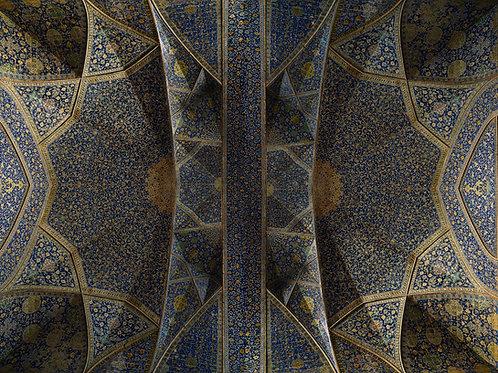 Shah Ceiling mosaic
