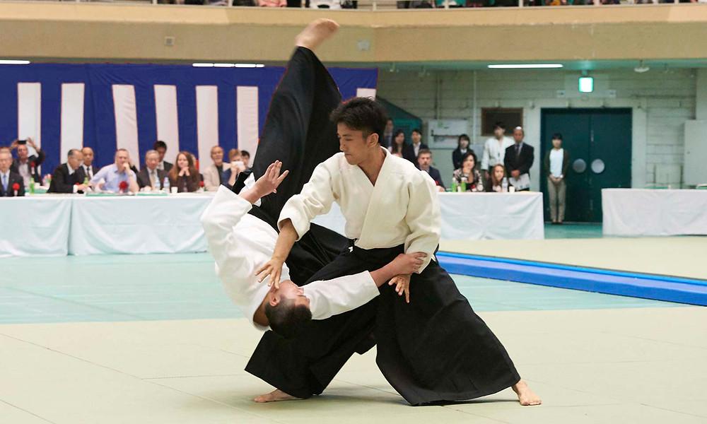 Waka Sensei - младият сенсей