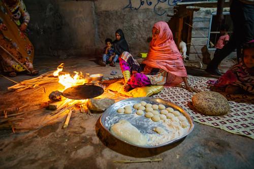 Dinner at Hormuz