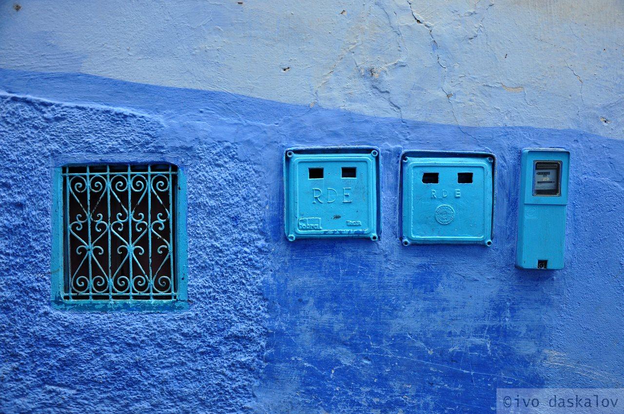 Chefchaouen (Morocco) ©Ivo Daskalov