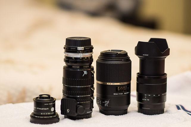 Macro lense options