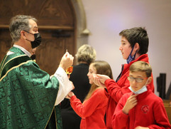 SJB Celebrates Catholic Schools Week