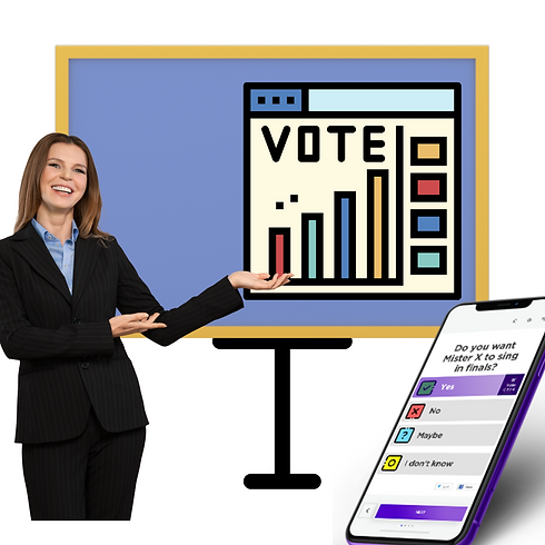 Polling_Seminars, conference presentatio