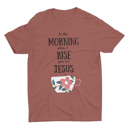 In the morning unisex tshirt