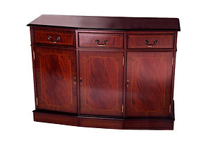A305 4FT CANTERED SIDEBOARD W122CM H87CM