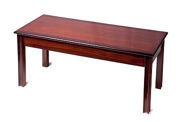 A804 CHIPPENDALE COFFEE TABLE W107CM H49