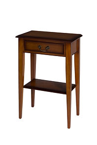A706 1 Drawer Sheraton Hall Table W51CM