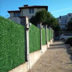 декоративна ограда мрежа жив плет 1.7м