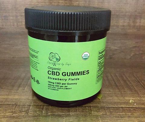 Strawberry Fields CBD Gummies
