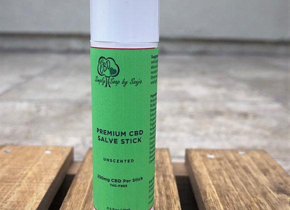 Premium CBD Salve Stick