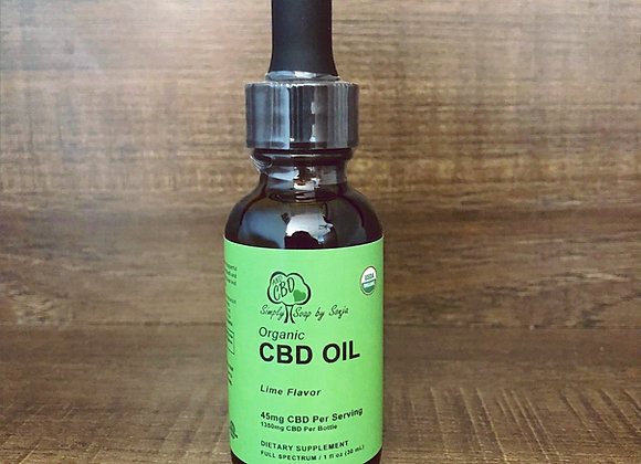 Full Spectrum CBD Oil Tincture