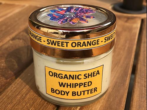 Sweet Orange Shea Whipped Body Butter