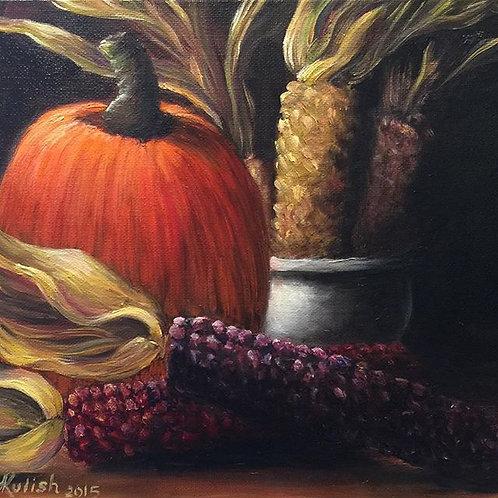 Autumn and Still